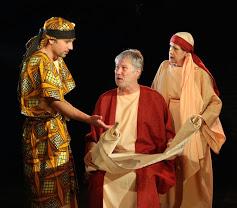 Moses, the Author  – New York International Fringe Festival