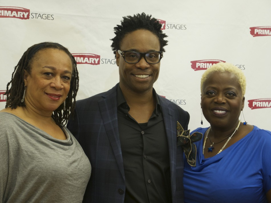 Meet the Cast of Billy Porter's New Play – While I Yet Live