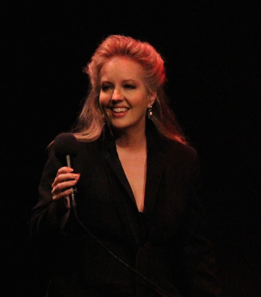 Stacy Sullivan's Tribute Show to Marian McPartland Levitates