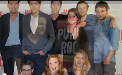 "Meet the Cast of MCC Theater's ""Punk Rock"" (video)"