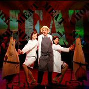 Red Eye Of Love – off Broadway