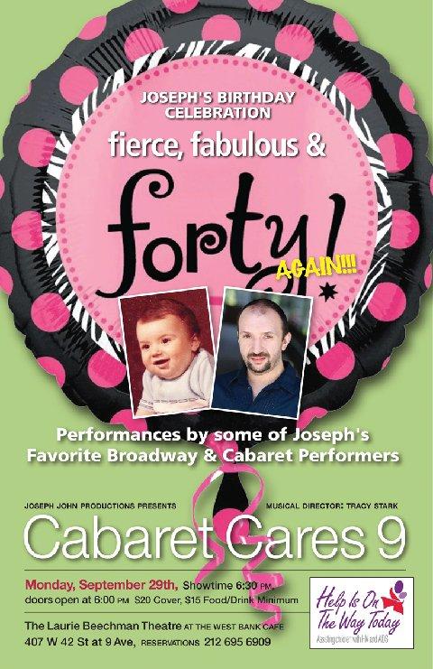 Cabaret Cares Benefit: Beechman Theatre