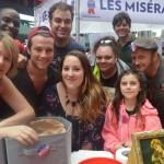 Cast of Les Miz