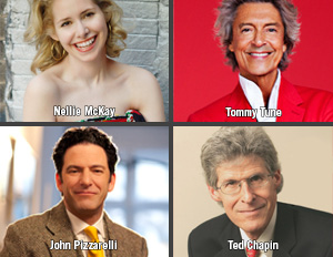 American Songbook NJPAC – Marilyn Maye, Tommy Tune, Laura Osnes,more