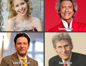 American Songbook NJPAC – Marilyn Maye, Tommy Tune, Laura Osnes,more