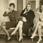Edith Meiser, Eve Arden, Vivian Vance in Let's Face It