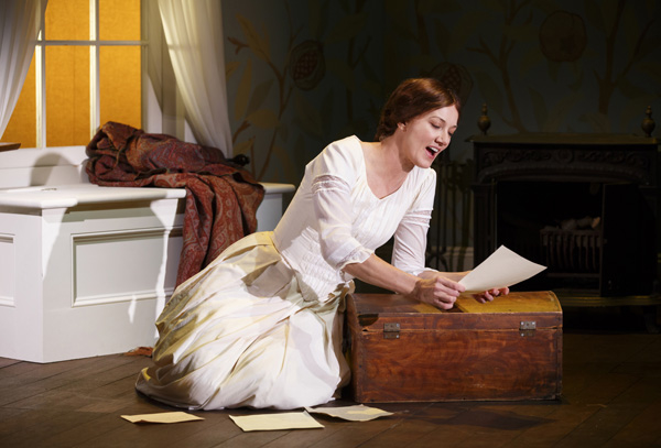 The Belle of Amherst is . . . poetic!