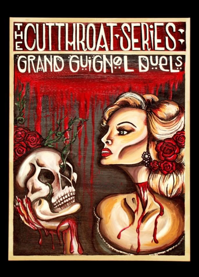 The Flea Unearths Shocking 'Grand Guignol' Epic Cutthroat Series