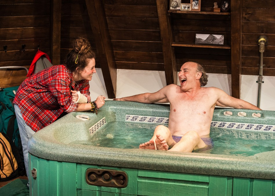 The Debate Society's Jacuzzi: Let it Fester