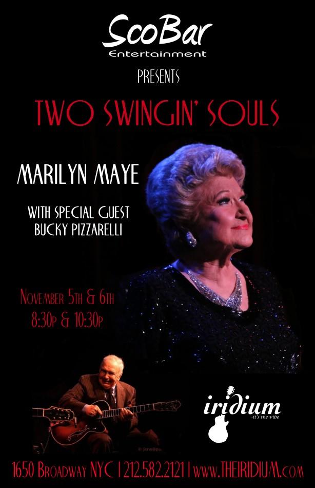 Living Legends Unite – Marilyn Maye, Bucky Pizzarelli