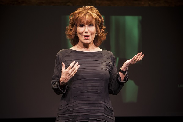 Me, My Mouth and I – Who Else but Joy Behar