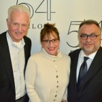Tom Viertel, Patti LuPone, Richard Frankel
