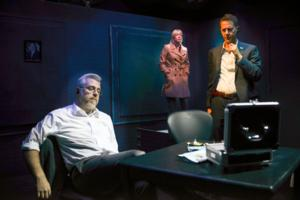'Asymmetric' – Ground Up Productions Spy Game