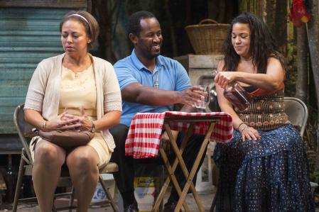 Pitbulls – Rattlestick Playwrights Theater