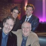 Christopher North, Brent Barrett, Christopher Denny, John Kander