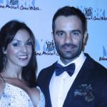 Ramin Karimloo & wife