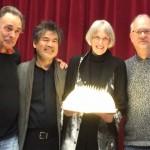 Arthur Kopit, David Henry Hwang, Tina Howe, Doug Wright