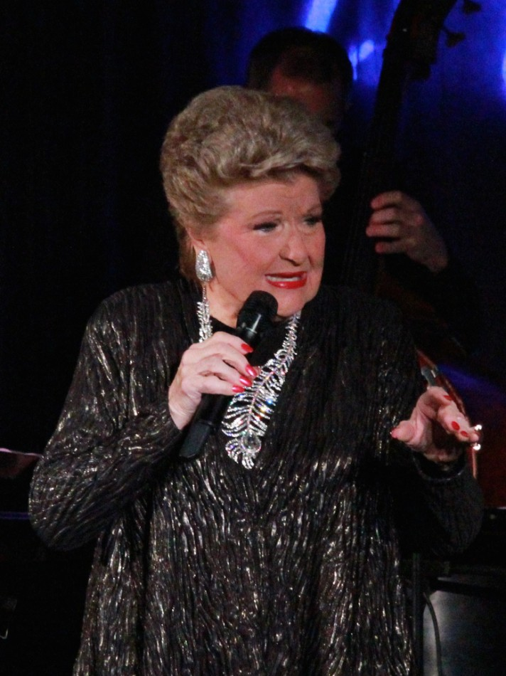 Marilyn Maye Returns to Iridium