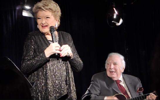 Marvelous Marilyn and Bucky Ignite at Iridium