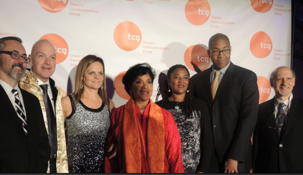 TCG Honors Jules Fisher, Lynn Nottage, Doris Duke Charitable Foundation