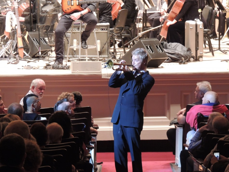 Chris Botti Will be Doing 'Impressions' at NJPAC