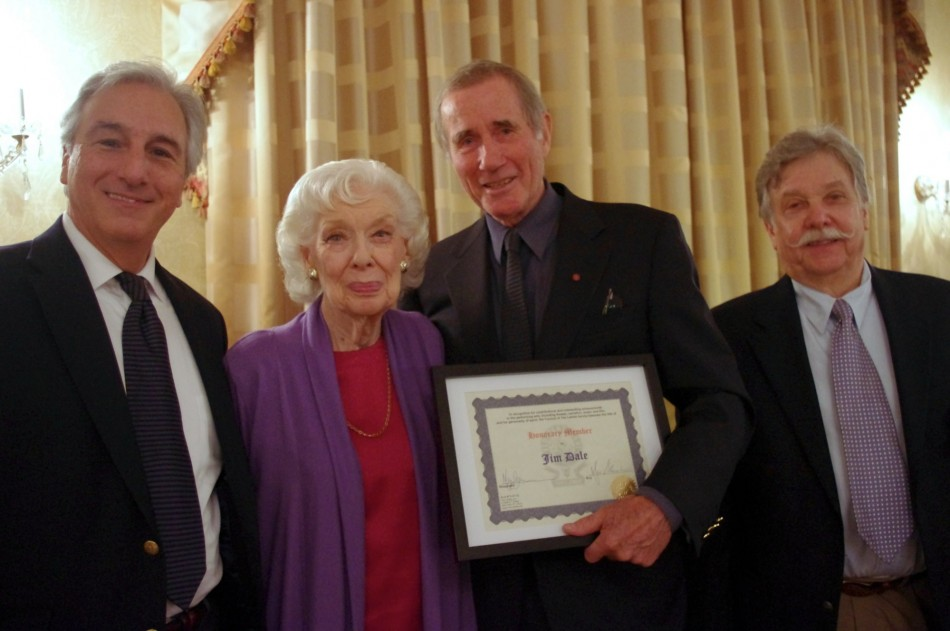 The Lambs Honors Jim Dale