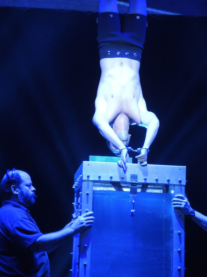 Sneak Preview: The Illusionists (video)