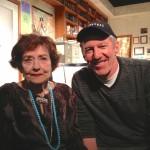 Monica Smith-Brody and Tom Dugan
