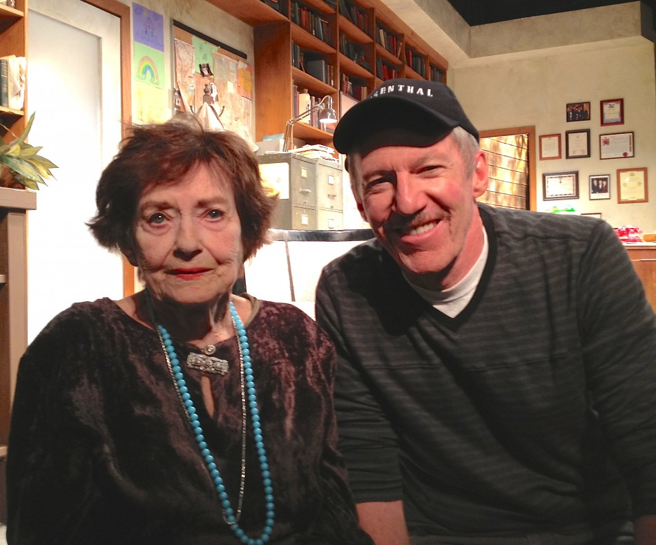 "Anne Frank's Cousin Attends ""Wiesenthal"""
