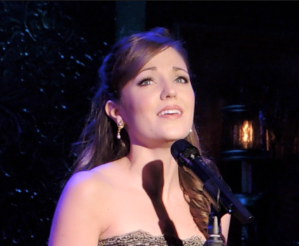 Fall in Love with Laura Osnes at 54Below