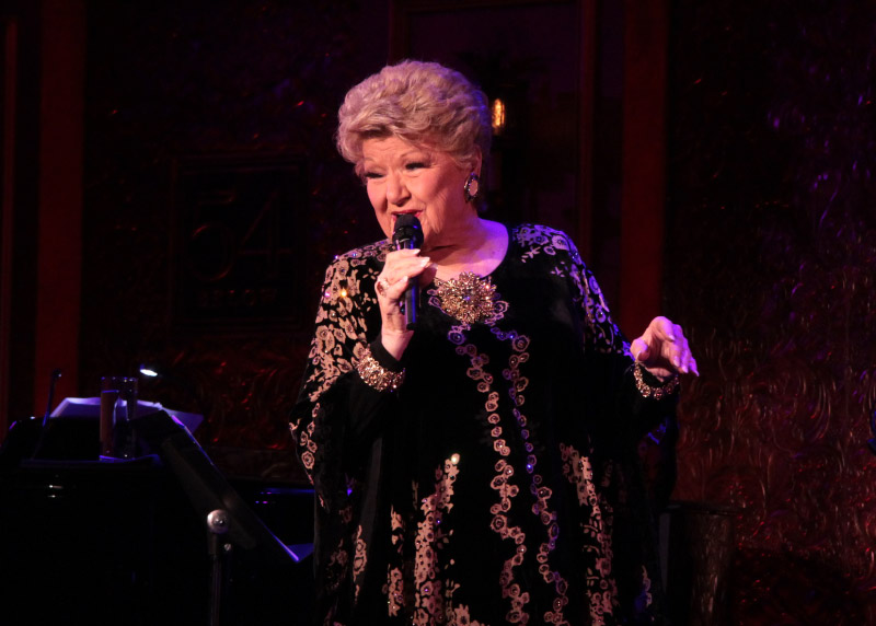 Marvelous Marilyn Maye: The Biggest New Years Eve Party in Town