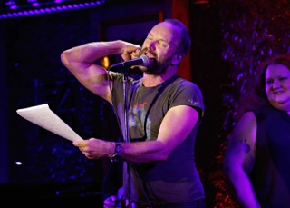 Don't Quit Your Night Job features Sting at 54 Below