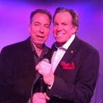 Bernie Furshpan with Bill Boggs, segment host