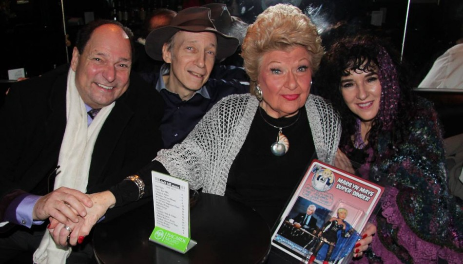 Broadway Unplugged on to Town Hall – Benefit Evening Photos