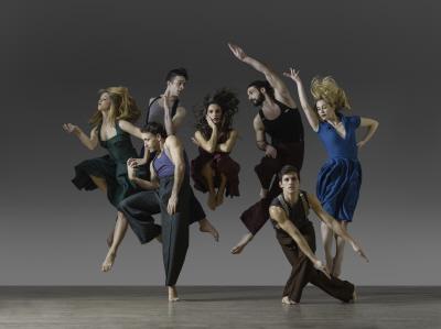"Parsons ""Bachiana"" – Dance Review"