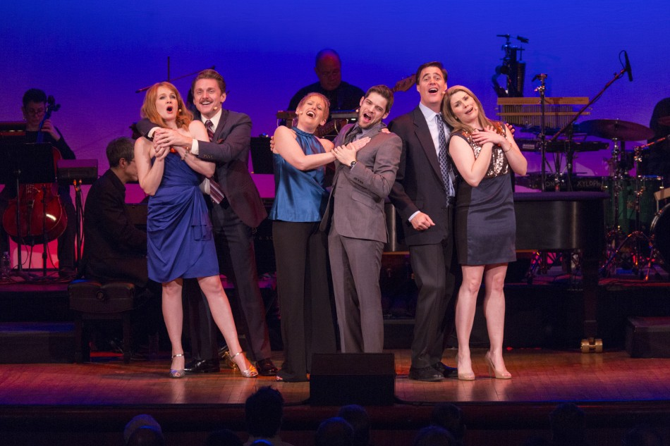 A Good Thing Going at 92Y – Sondheim & Prince