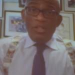 Al Roker via video