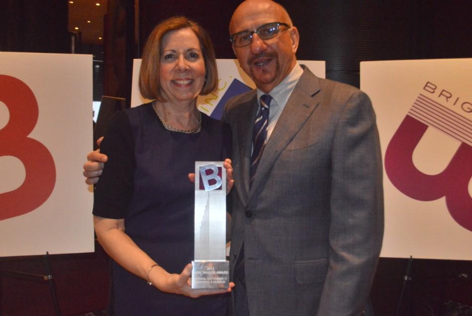 Al Roker Accepts June Briggs Award Via Video