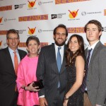 The Rudin Family (Photo Ally Rubin)