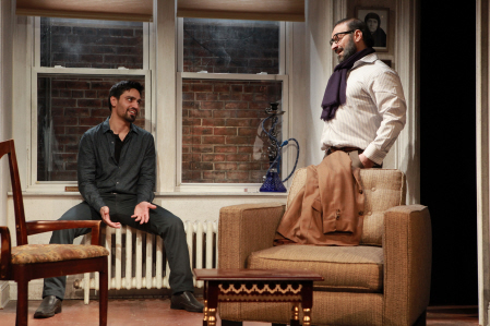 Shesh Yak – Rattlestick Playwrights Theater