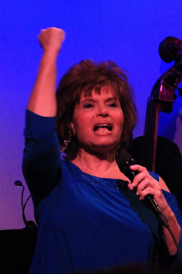 Karen Wyman: Songs I Love To Sing!