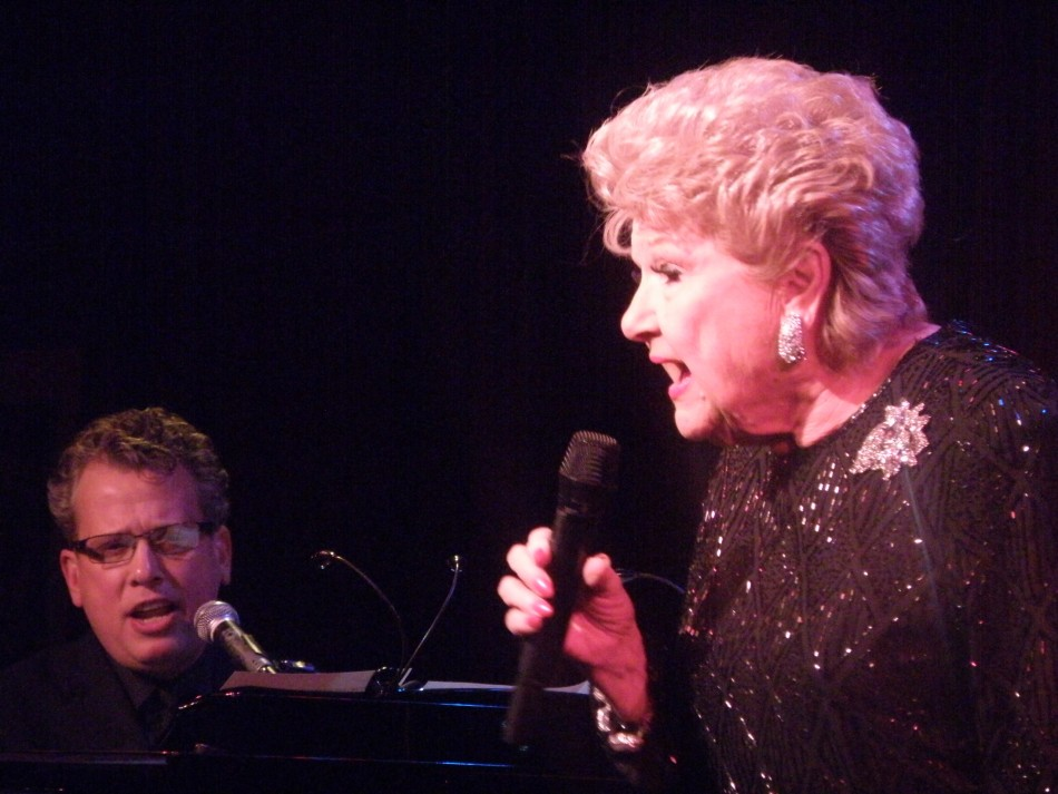 Marilyn Maye and Billy Stritch Together Again for Valentine's Day