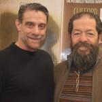 Lou Libertore  and Jonathan Hadary