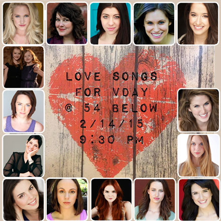 Love Songs at 54 Below Mixes Love and Activism