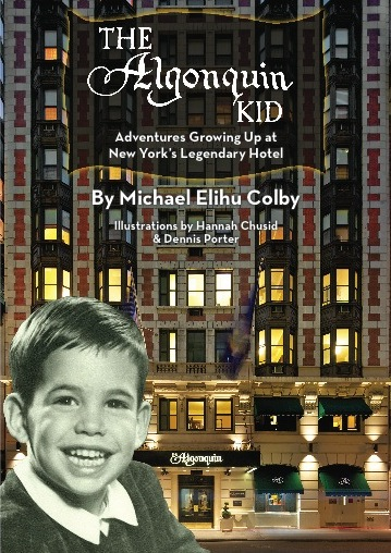 The Algonquin Kid – the Book Launches April 2nd
