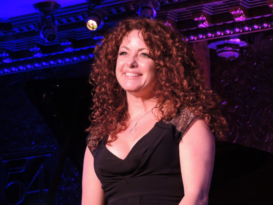 Kelli Rabke & 54 Below Sing Mack & Mabel