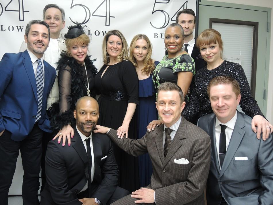 54 Celebrates Ervin Drake