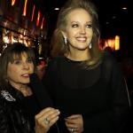 Sandi with Stacy Sullivan (Photo: Michael Stever)
