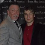 Patrick Page, Scott Schwartz