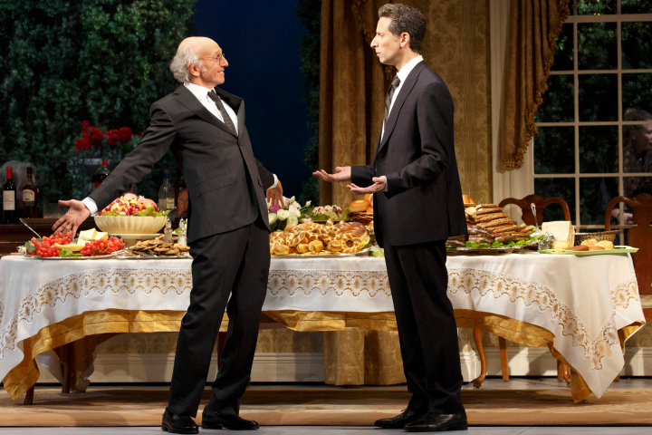 Fish in the Dark – Larry David Swims Upstream to Broadway